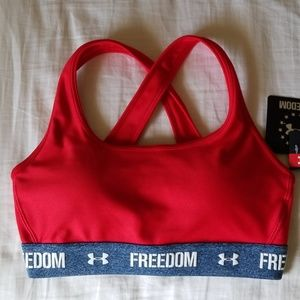 Under Armour bra collection